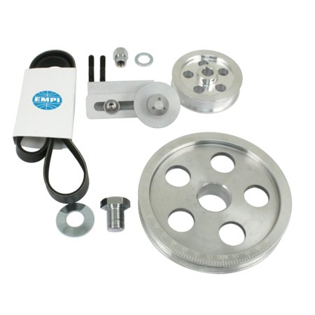 SERPENTINE BELT PULLEY SYSTEM Fits all Type 1