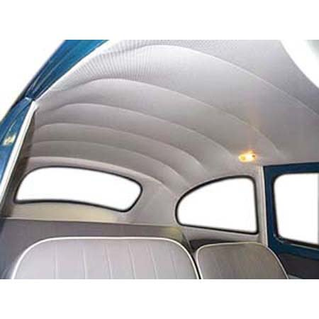 VW Beetle HEADLINER/ 68-77 IVORY