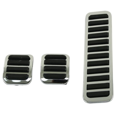 Pedal Covers - 3 Piece Set