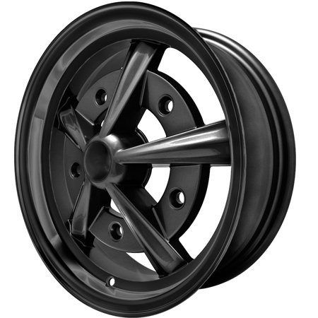 "NEW Black Raider Wheel 5x205, 15""x5"""