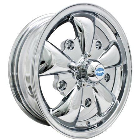 EMPI GT-5 Spoke Wheel - All Chrome  5 x 205