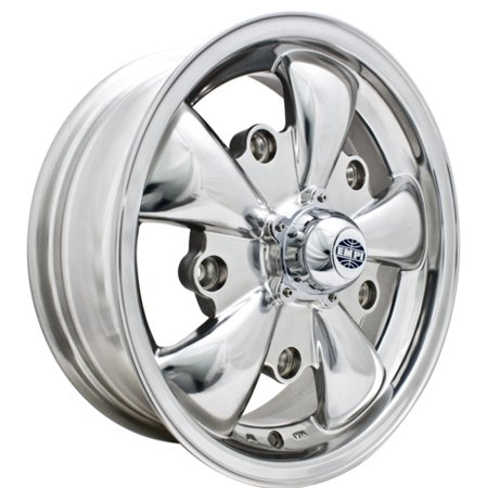 GT-5 Spoke Wheel FULLY POLISHED  5x 205
