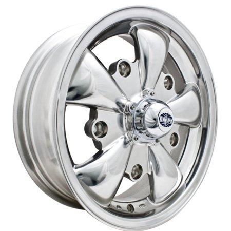 GT-5 Spoke Wheel FULLY POLISHED  5x 205