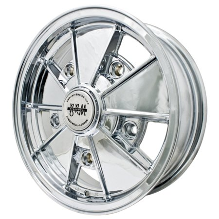 BRM ALLOY WHEELS         All CHROME    5x 205