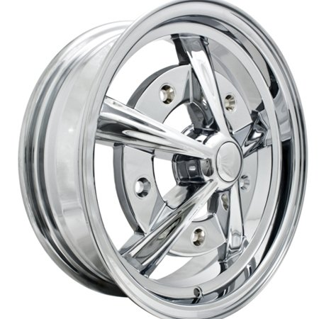 Raider Alloy Wheels  -  All CHROME   5x 205