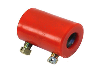Urethane Shift Coupler.  Early Style