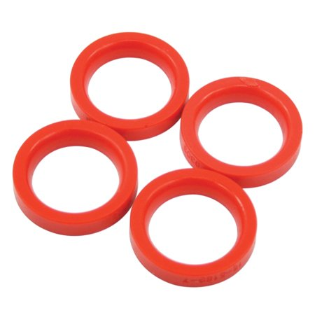 Axle Beam Tube Seals, Type 1 W/ King & Link Pin, 4pcs.