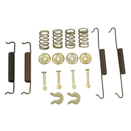 REAR BRAKE SPRING KIT , TYPE 1. FITS 57-64