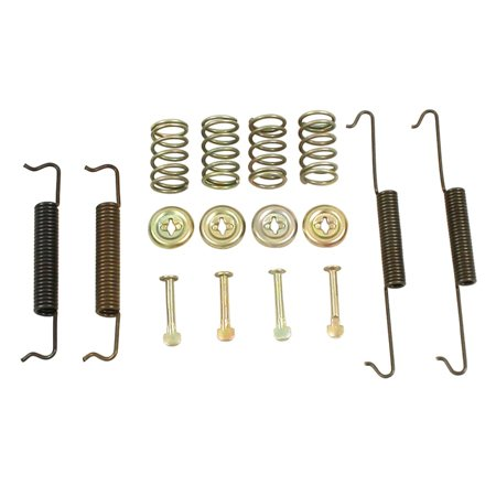 REAR BRAKE SPRING KIT , TYPE 1. FITS 67-79
