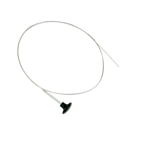 Hood Release Cable with BLK Knob,
