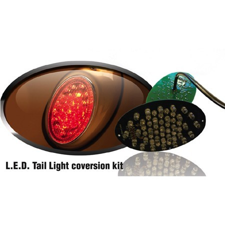L.E.D. Tail Light coversion kit
