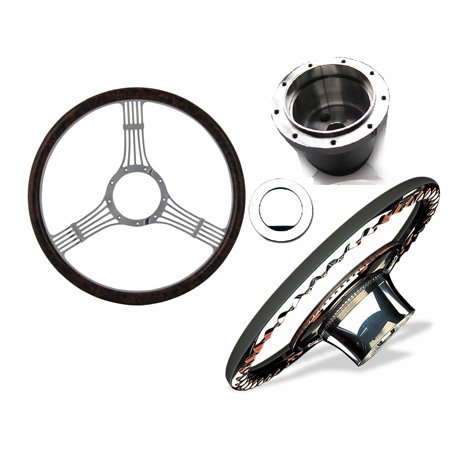 "Sidewinder Billet Steering Wheel Set ""Banjo"""