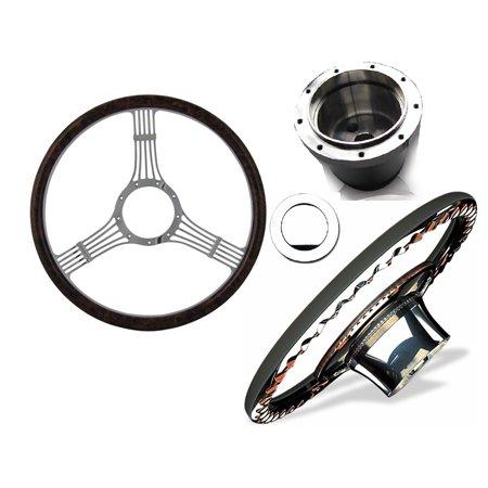 "Sidewinder Billet Steering Wheel Set ""Banjo"""